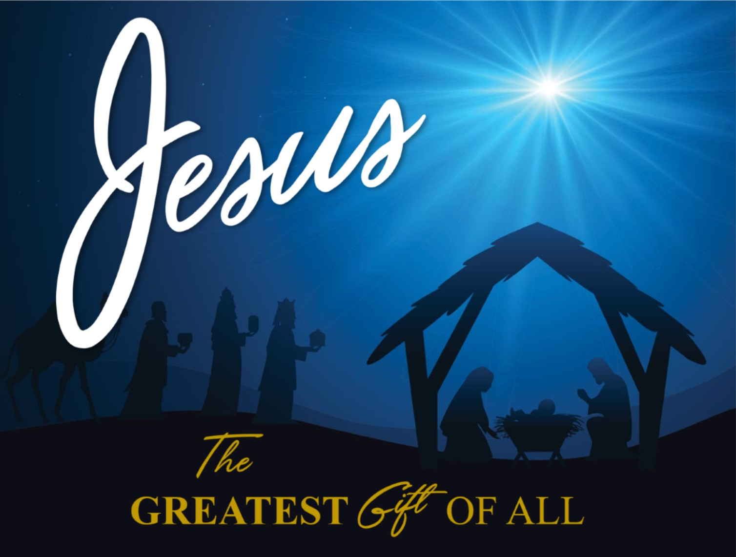 Jesus the greatest gift of all 2 church at chapel hill home jesus the greatest gift of all 2 negle Images