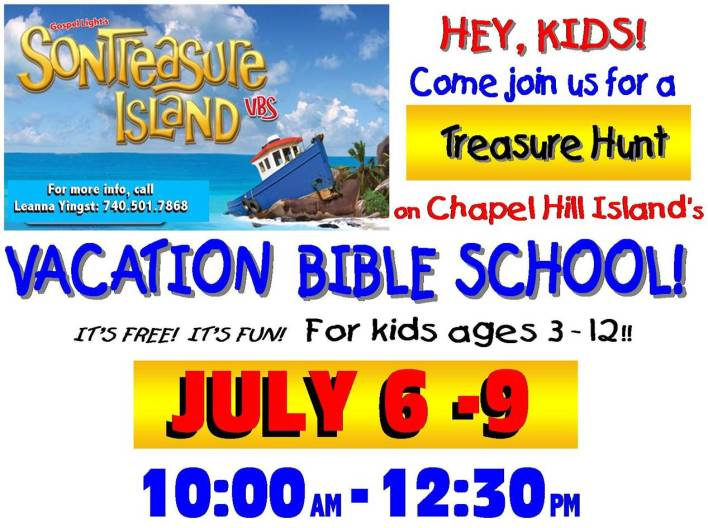 VBS Poster 2015